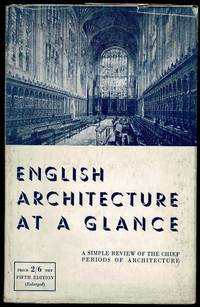 image of English Architecture at a Glance: a simple review in pictures of the periods of English architecture