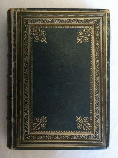 London: Moxon, 1860. First edition. First edition. Thick 8vo. Bound in green gilt morocco by Edmonds...
