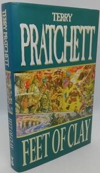 Feet of Clay: Discworld #19 Signed
