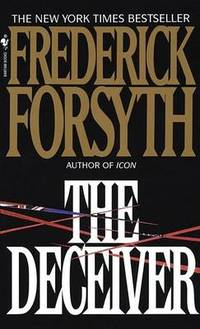 The Deceiver by Frederick Forsyth - Paperback - from The Saint Bookstore (SKU: A9780553297423)
