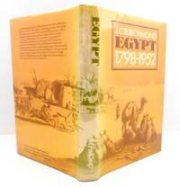 Egypt: 1798-1952