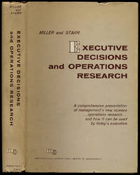 Executive Decisions And Operations Research