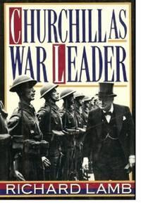 image of Churchill as War Leader