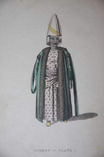 London: John Murray, Albemarle Street; Printed By W. W. Bulmer and Co., 1814. First. Full Calf. Very...
