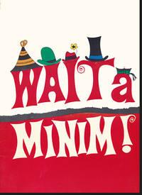 Wait a Minim! (Souvenir Booklet)