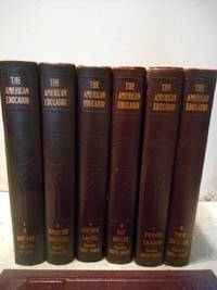 The American Educator - Eight Volume Set + Two Loose-Leaf Extension Supplements