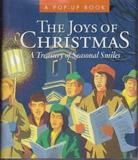 image of The Joys of Christmas.  A Treasury of Seasonal Smiles  [MINIATURE POP-UP BOOK]
