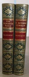 The Forsyte Saga & A Modern Comedy 2 Volumes