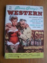 image of Zane Grey's Western February 1953 Vol. 6 No. 12