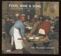 Food, Wine & Song : with music CD