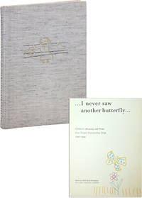 """""""...I never saw another butterfly..."""": Children's Drawings and Poems - Terezín 1942-1944"""
