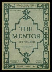 image of THE MENTOR - JOHN PAUL JONES - October 16 1916 - Serial Number 117 - Volume 4, number 17