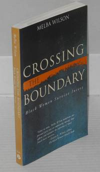 image of Crossing the boundary; black women survive incest