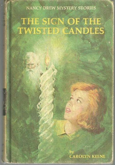 SIGN OF THE TWISTED CANDLES, Keene, Carolyn