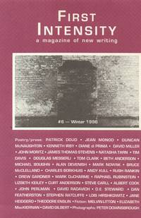 First Intensity a Magazine of New Writing #6
