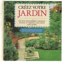 Créez votre jardin (livre interactif)