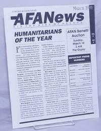 AFANews: Aid for AIDS of Nevada: vol. 6, #3, March 1991: Humanitarians of the Year