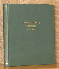 LITCHFIELD COUNTY FURNITURE 1730-1850