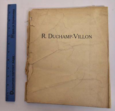 Paris: Jacques Povozky Editeur, 1924. No. 120 of 300 copies only. Softcover. Fair. Complete, but cov...