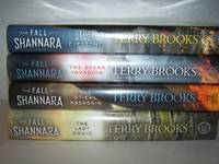 image of The Black Elfstone: The Fall of Shannara [Four Volumes] SkarrInvasion,The Stiehl Assassin and The Last Druid