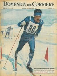 Per la prima volta nella storia dello sci, l\'italiano Marcello De Dorigo ha battuto gli assi norvegesi, svedesi, finlandesi e russi.