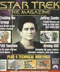 STAR TREK THE MAGAZINE SEPTEMBER 2000
