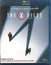 X-Files: I Want to Believe - Blu-Ray