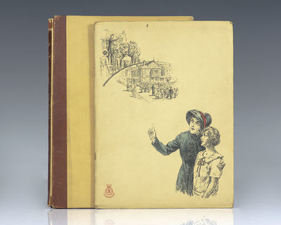 New York: Harper & Brothers, . First edition of The Salvation Army British Empire Exhibition Handboo...