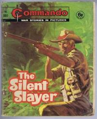 The Silent Slayer, Commando War Stories in Pictures No. 844
