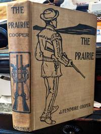 THE PRAIRIE by James Fenimore Cooper - circa 1920's