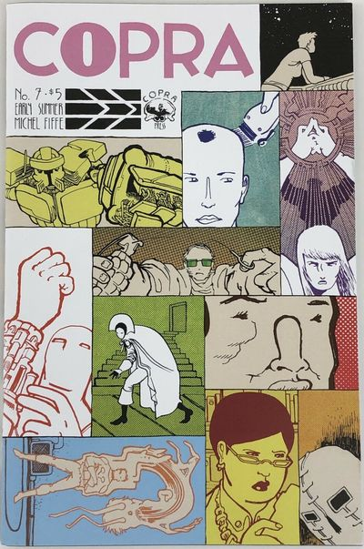 Copra Press, 2013. Limited Edition. Saddle-stitched. NM-; slight bumping to corners of covers, light...