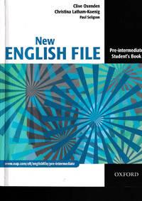 New English File. pre-intermediate Student's Book