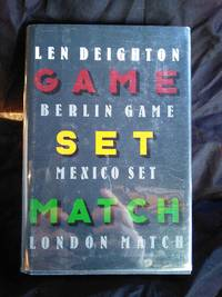 Game, Set & Match (Berlin Game, Mexico Set, London Match)