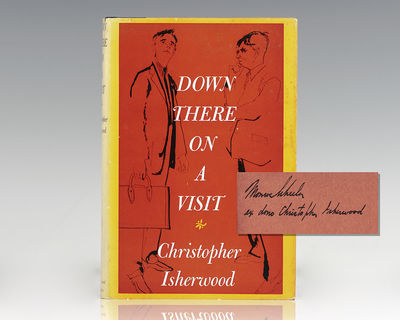 New York: Simon and Schuster, 1961. First edition of this novel from the author of Goodbye Berlin an...