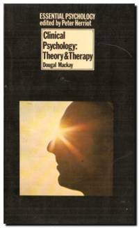 image of Clinical Psychology  Theory and Therapy