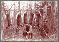 North Woods Hunting Photo Album, Moosehead Lake Region, Maine