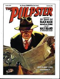 image of THE PULPSTER #19 (Pulpfest July 30-Aug. 1, 2010)