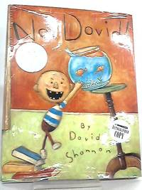 No, David! by David Shannon - Hardcover - Signed - 1998 - from The World of Rare Books and Biblio.com