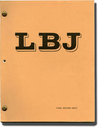 image of LBJ: The Early Years [LBJ] (Original teleplay script for the 1987 television movie)