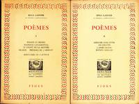 Poèmes ( 2 VOLUMES)