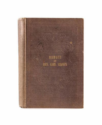 RARE BIOGRAPHY OF THE ABOLITIONIST -...