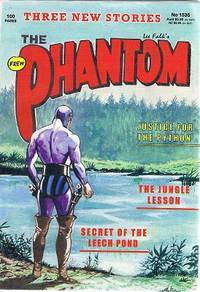 The Phantom: Three New Stories