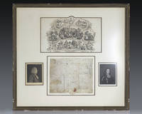 image of William Penn Signed Land Grant.