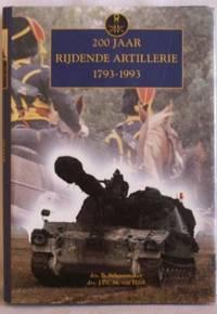 image of 200 Jaar Rijdende Artillerie 1793-1993