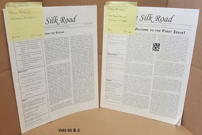Saratoga, CA: Silk Road Foundation, 2003. First. The following applies to both volumes unless otherw...