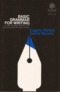 image of Basic Grammar for Writing; A step-by-step course in all the essentials of clear writing