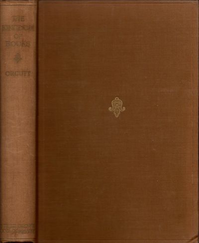 Boston: Little, Brown & Co, 1927. First Edition. Hardcover. Very Good. Octavo. Hardcover. Brown pape...