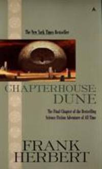 Chapterhouse by Frank Herbert - 1987