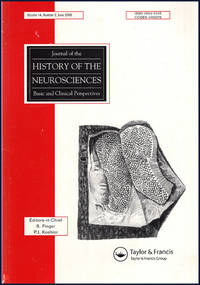Journal of the History of the Neurosciences ( Vol 14, No 2, June 2005)