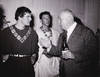 View Image 1 of 2 for Julius Caesar (Original photograph behind the scenes of the 1954 play) Inventory #144698